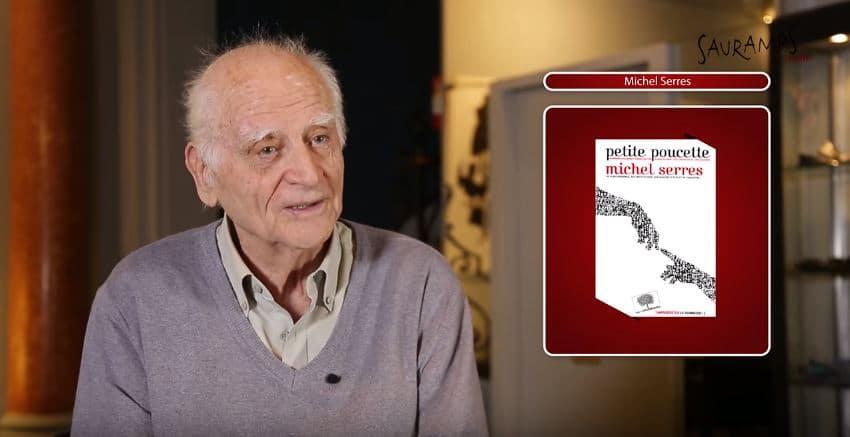Michel Serres parle de la révolution numérique