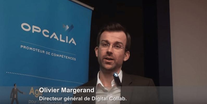 Olvier Margerand DG de Digital Collab