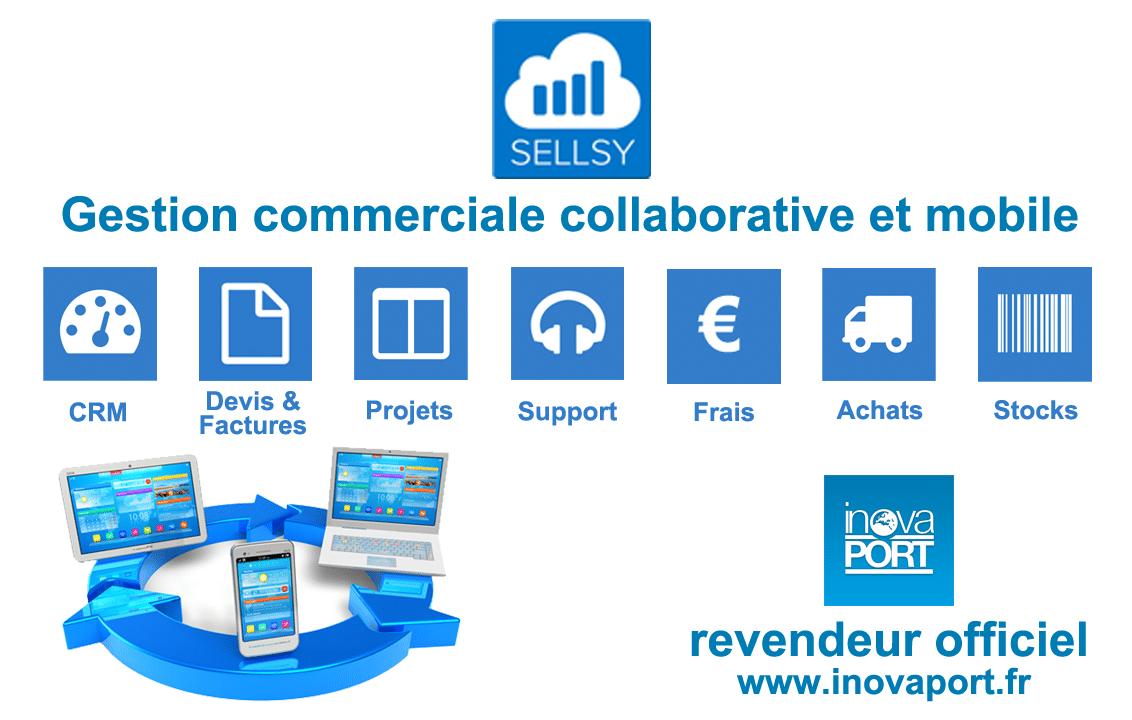 Sellsy solution de gestion commerciale collaborative et mobile