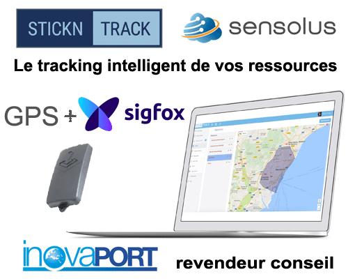Le tracking intelligent de vos ressources avec Sensolus et Sigfox
